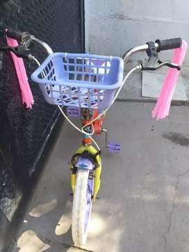 Bici de niñas