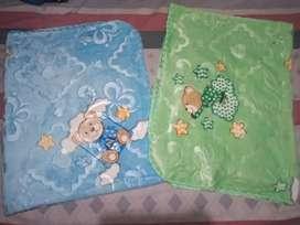 Mantas de plush para bebés! Nuevas