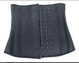Faja Cinturilla En Latex 3 Hileras ( Talla S )
