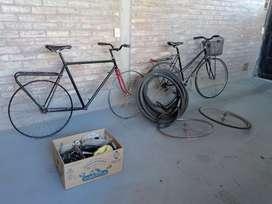 Vendo Bicicleta y repuestos variados