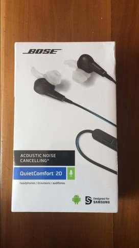Audífonos Bose QuietComfort 20