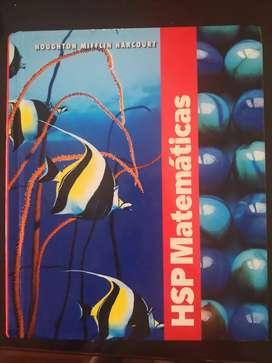 HSP Matemáticas 4