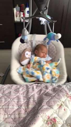 Mesedora automatica para bebe