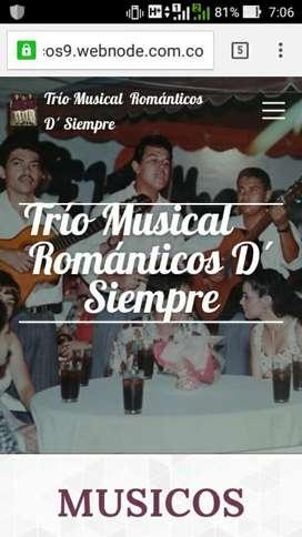 Ayer Hoy Y Siempre Trio Romanticos D'