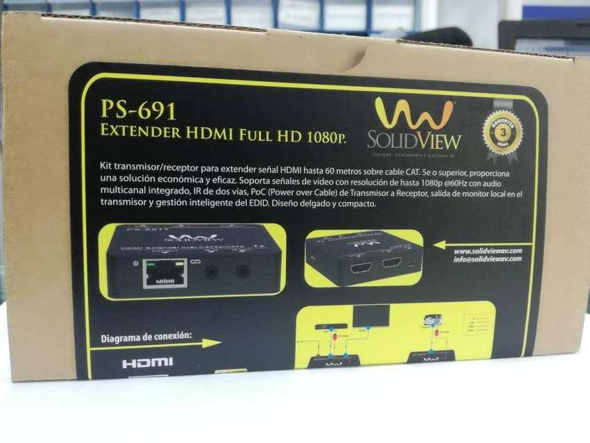 Extender HDMI 0