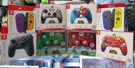 Controles Nintendo switch originales