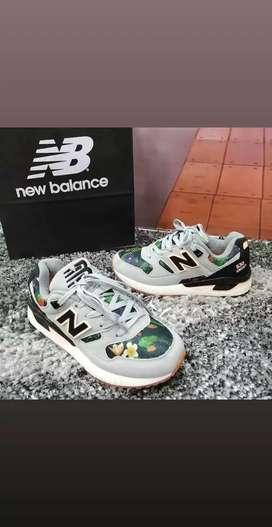 Tenis newbalance 530.
