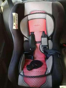 Vendo silla para auto de bebe