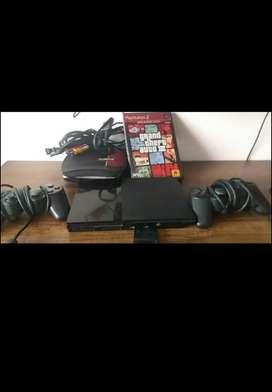 Ps2 2 controles y juegos