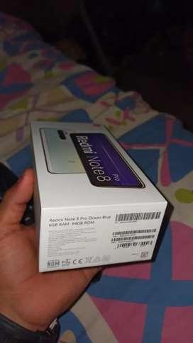 Vendo o cambio Redmi Note 8 Pro con Pocophone F1 de 128 GB