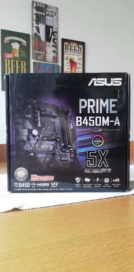 Motherboard B450M-A Asus Prime