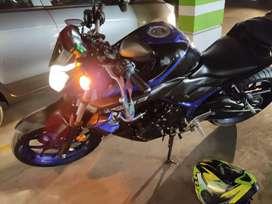 Yamaha MT 03 intacta un dueño al día todo original un dueño