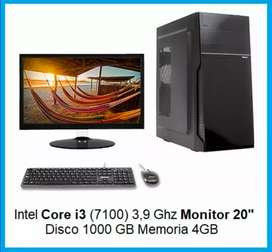 Computador Nuevo Correo i3
