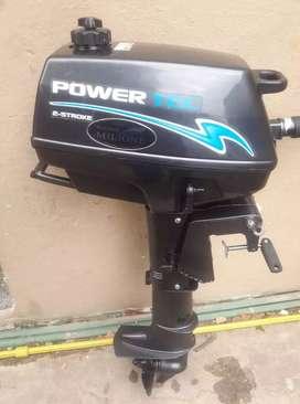 Motor fuera de borda powertech 3,5 hp