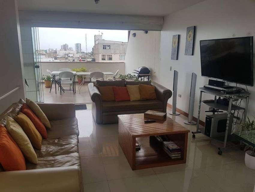 Vendo Departamento Duplex San Borja 3 dormitorios Remato por viaje 0