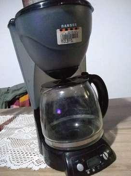 CAFETERA ELECTRICA RANSER CON FILTRO