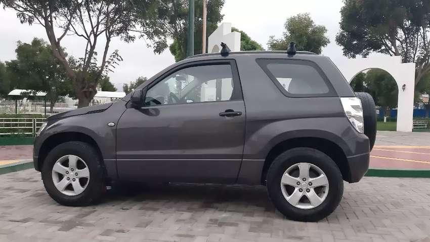 Suzuki gran vitara 2010 0