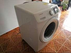 lavadora Samsung, carga frontal