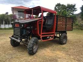 TRACTOR AGRO-CAR 4x4 INDUSTRIA COLOMBIANA