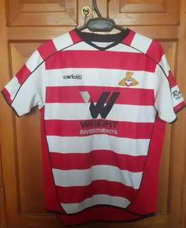 Camiseta Fútbol. Doncaster Rovers FC (Inglaterra)