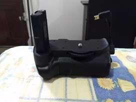 Battery grip para Nikon d5100 d5200 d5300