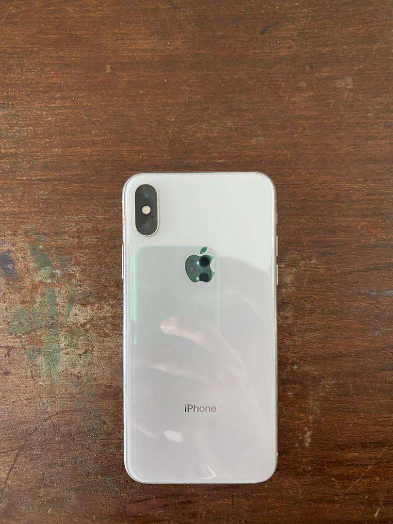 IPHONE X 256GB VENDO O PERMUTO 0