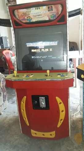 Maquinas video juegos