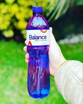 Agua Alcalina.