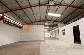 Bodega industrial en arriendo sector Parque Industrial