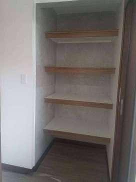 Sector Mañosca ,Departamento en venta tres dormitorios, 94 mts, por estrenar.