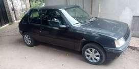 Vendo Peugeot 205 XSI modelo 96