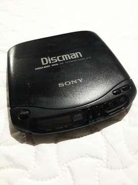 Discman Sony D-131