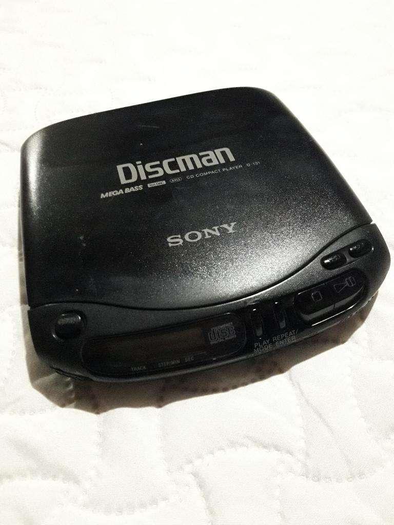 Discman Sony D-131 0