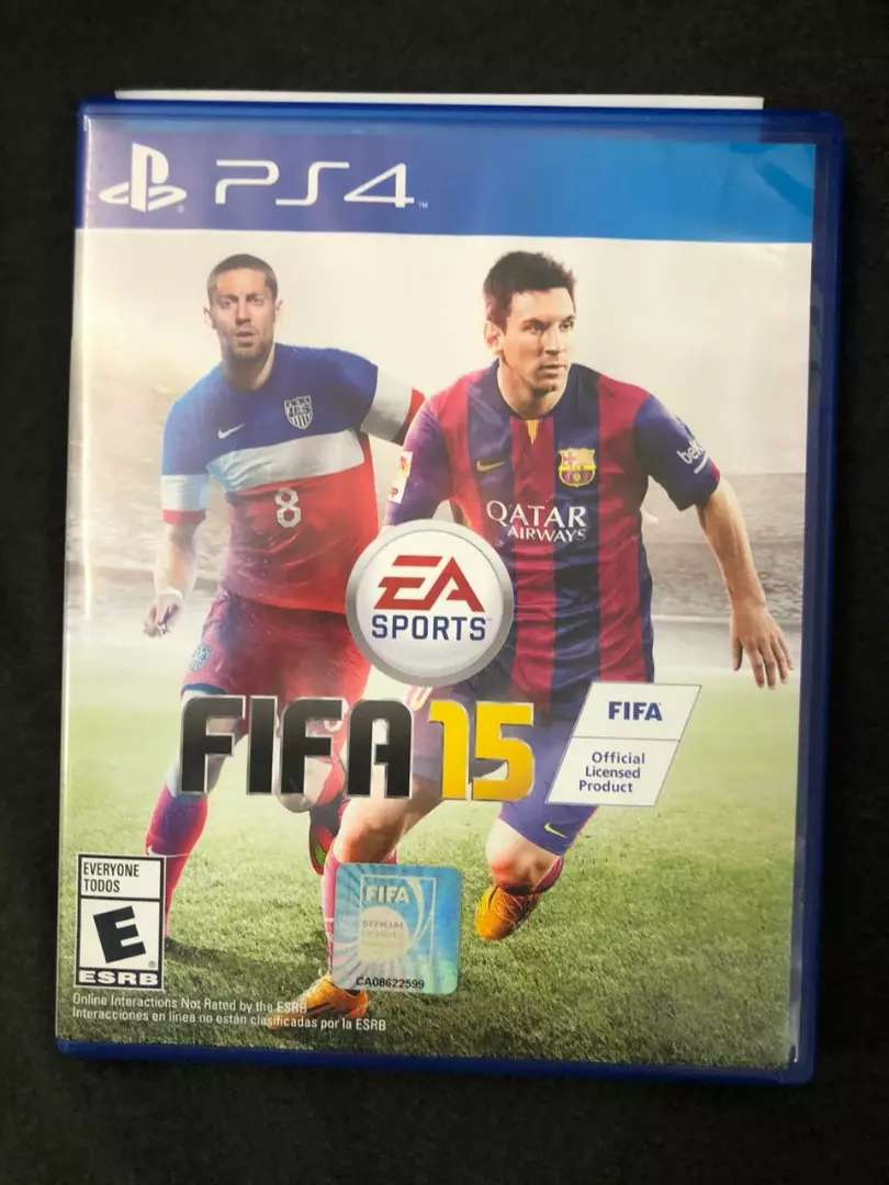 Juegos PS4 FiFA 0