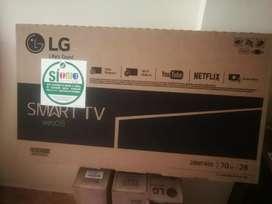 """TV 28"""" PULGADAS MARCA LG CON SMART TV"""