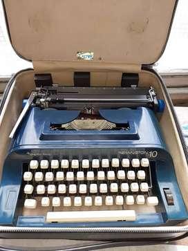 Maquina de escribir REMINGTON 10