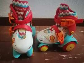 Patines Fisher Price