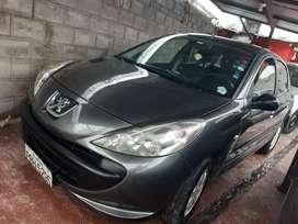 Peugeot 207 COMPACT FLAMANTE 2009