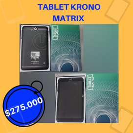 TABLET KRONO MATRIZ
