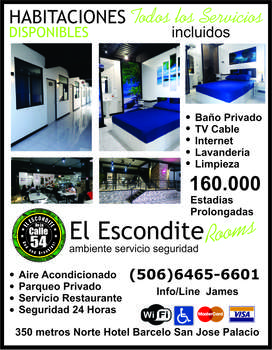 Habitaciones Disponibles