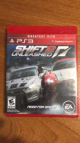 Shift2 Unleashed Playstation 3