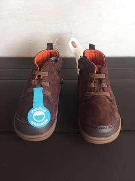 Zapatos Niño Marron Talla Us 6W / Eu 22