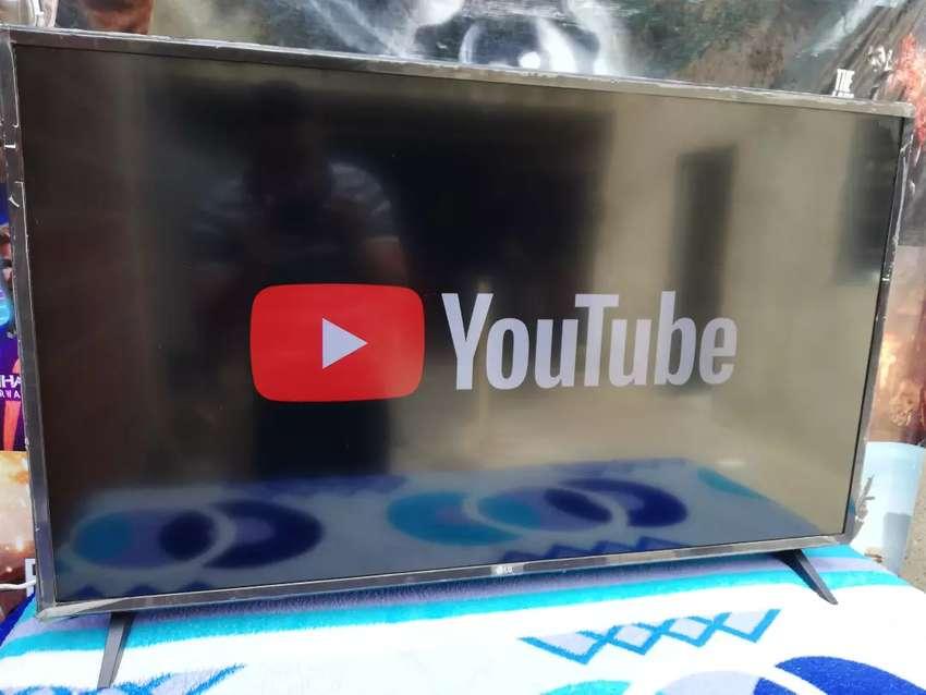 Televisor Led Full HD LG 43Pulg Smartv con TDT 0