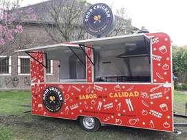 Vendo Food Truck Usado