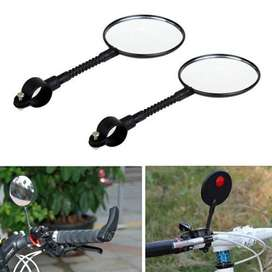 Espejos para Bicicletas Retrovisor Standard Fijos. Nuevos.