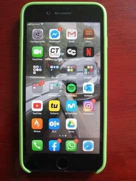 Vendo Iphone 8 plus de 64GB negro