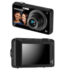 Cámara Digital Samsung PL120 + Micro Sd + Adaptador +Estuche + CD