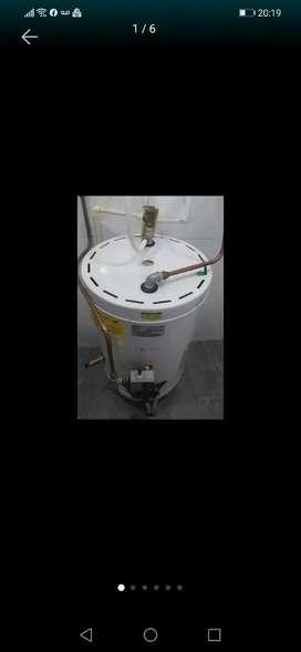 Vendo calentador de agua marca Haceb
