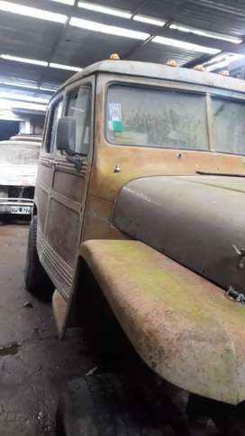 Jeep ika   estanciera