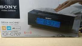 Radio Sony Despertador Fm Am